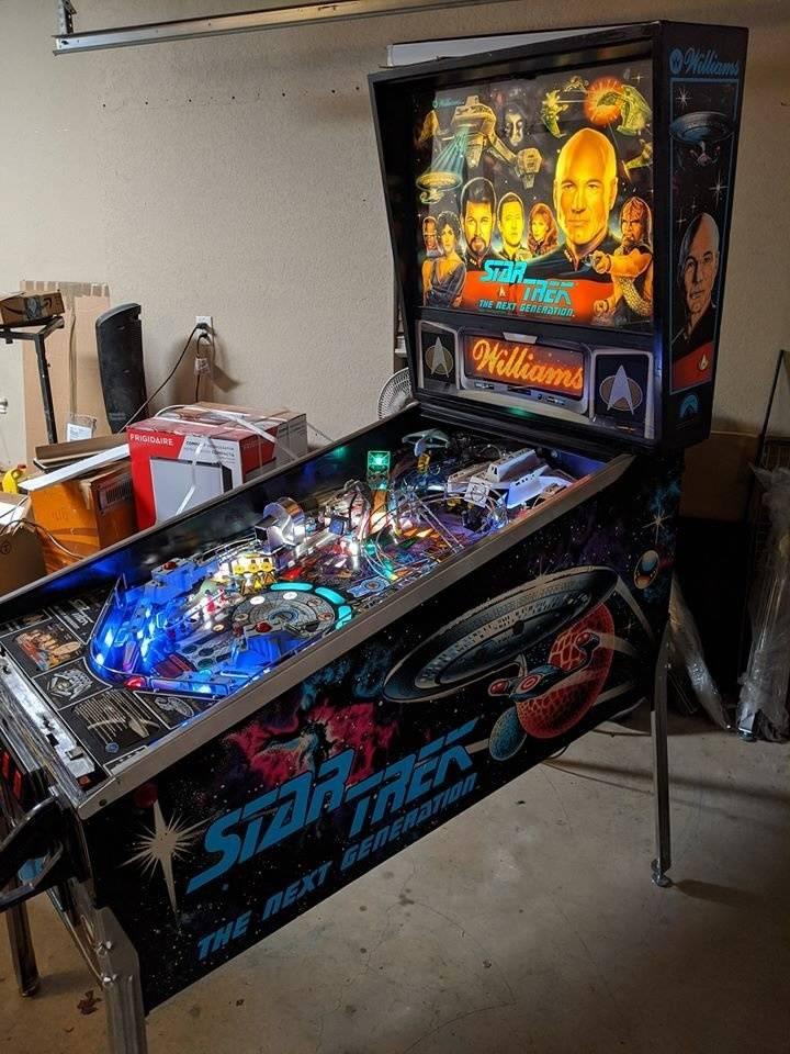 Cirqus Voltaire Bally Pinball Prototype Ringmaster 31-2947