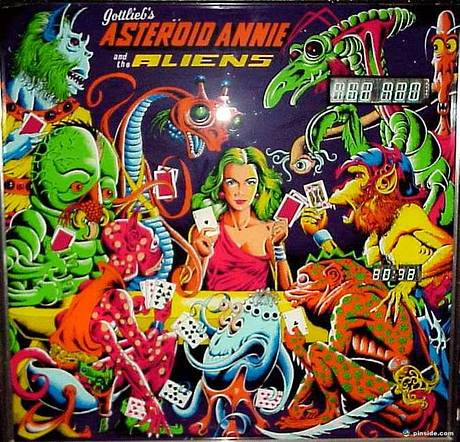 #106: Asteroid Annie and the Aliens