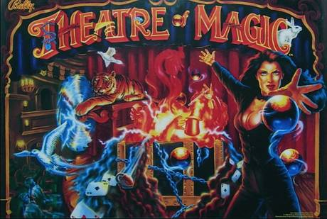 #16: Theatre of Magic