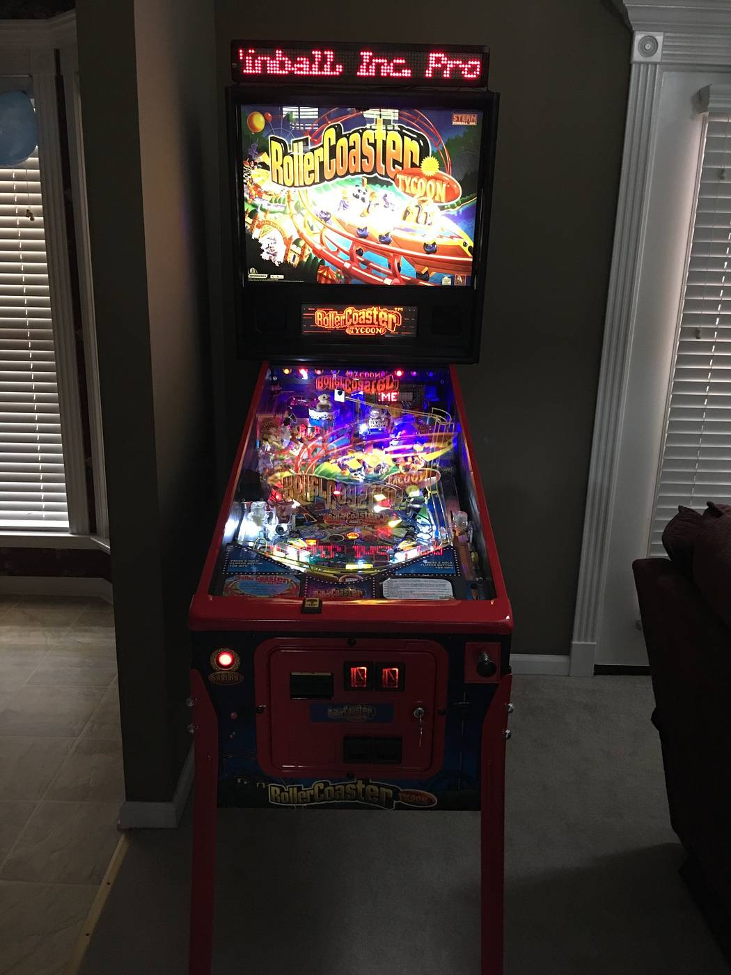 For sale: RollerCoaster Tycoon - for sale | Pinside Market