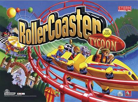 #16: RollerCoaster Tycoon