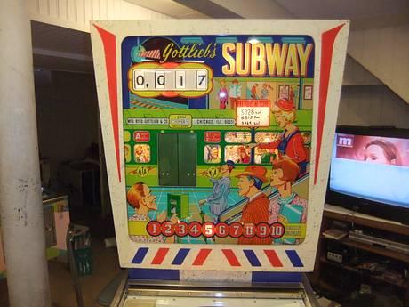 #16: Subway