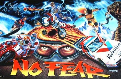 #81: No Fear: Dangerous Sports