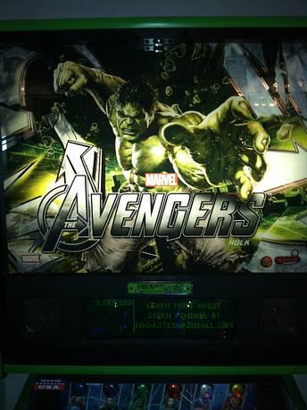 #21: The Avengers (Premium/LE)