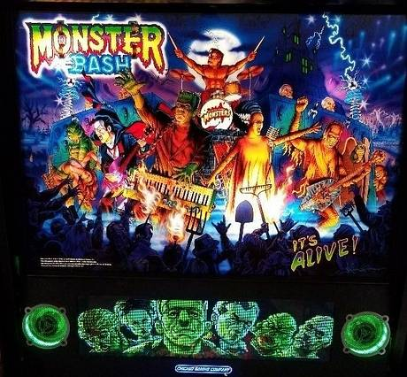 #1: Monster Bash (Limited Edition)