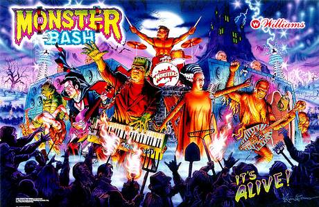 #1: Monster Bash
