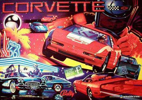 #41: Corvette