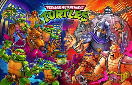 #21: Teenage Mutant Ninja Turtles (LE)