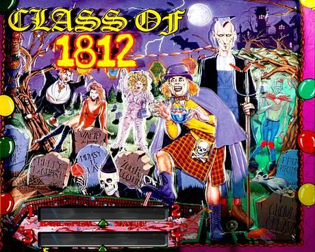 #206: Class of 1812