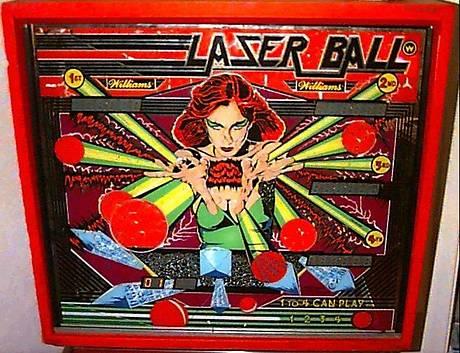 #211: Laser Ball