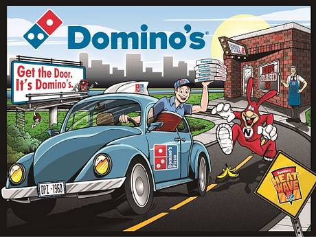 #86: Domino's Spectacular Pinball Adventure