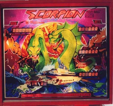 #101: Scorpion