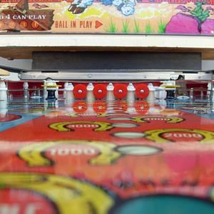 flip flop pinball machine for sale