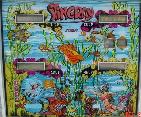 #246: Stingray