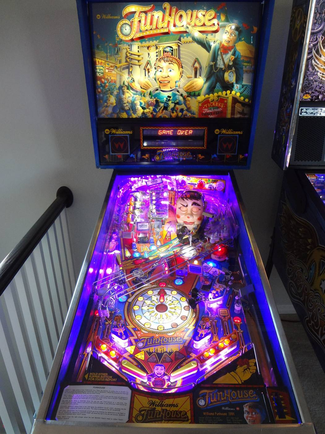 For sale: FunHouse - for sale | Pinside Market