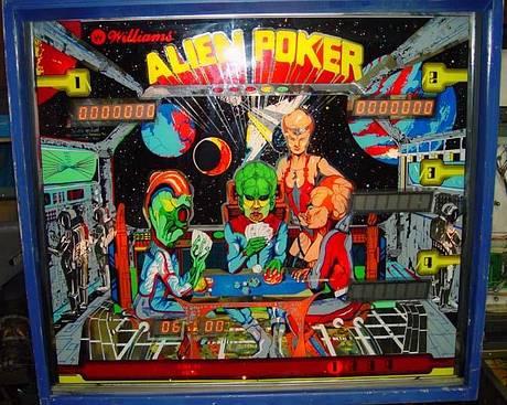 #161: Alien Poker