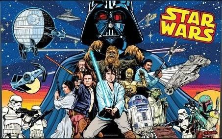 #1: Star Wars Comic Art (Pro)