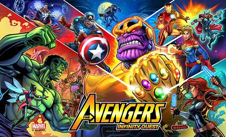 #46: Avengers: Infinity Quest (pro)