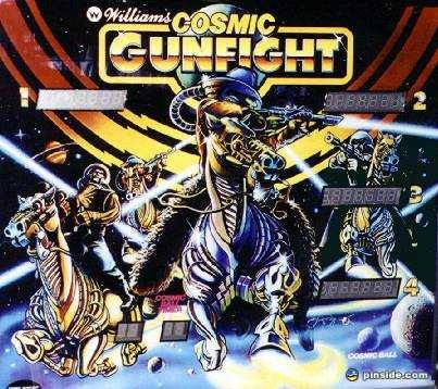#41: Cosmic Gunfight