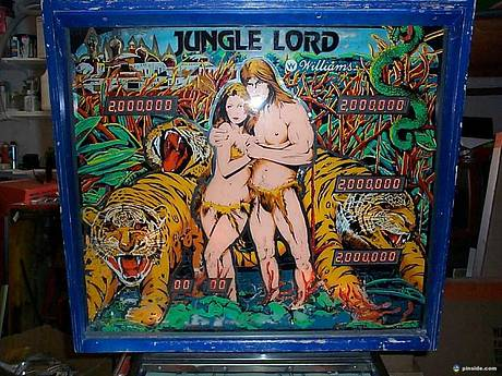 #11: Jungle Lord