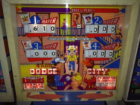 #76: Dodge City