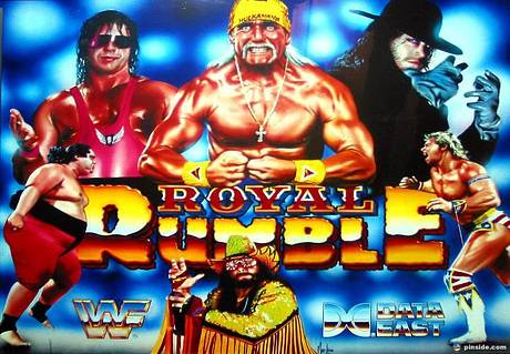 #196: Royal Rumble (WWF)