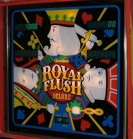 #551: Royal Flush Deluxe