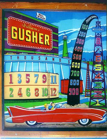 #11: Gusher