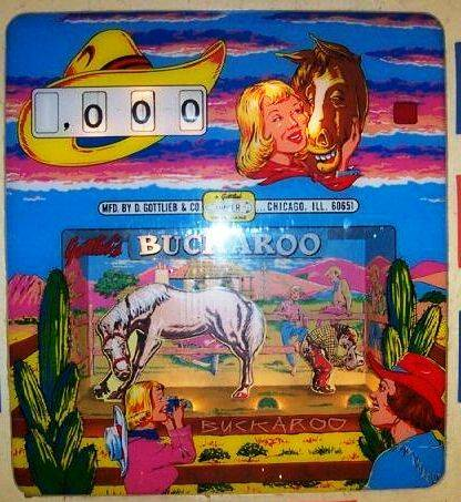 #71: Buckaroo
