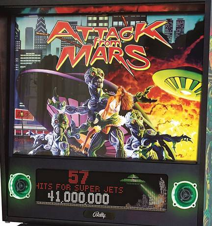 #6: Attack From Mars (Remake - Special)