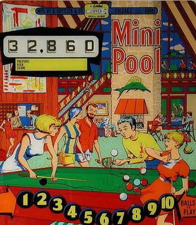 #131: Mini Pool