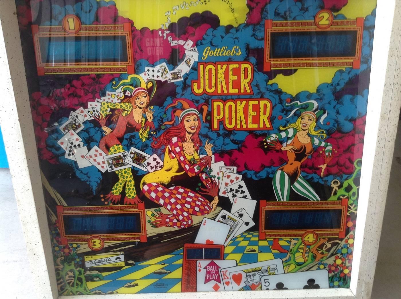 Joker Poker Pinball Value Casino Campione Tornei Di Poker