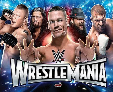 #46: WWE Wrestlemania (Pro)