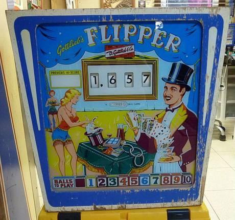 #711: Flipper