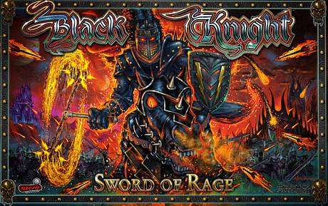 #46: Black Knight Sword of Rage (LE)