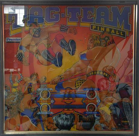 #1: Tag-Team Pinball