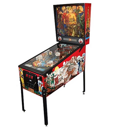 hook pinball machine for sale