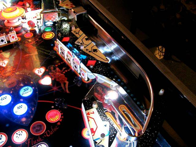 diamond lady pinball machine gottlieb 1988 image gallery rh pinside com Gottlieb Pinball Machines Used Capcom Pinball