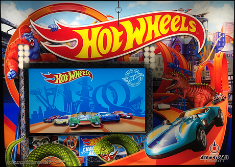 #6: Hot Wheels