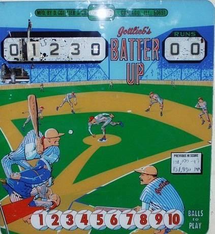#21: Batter Up