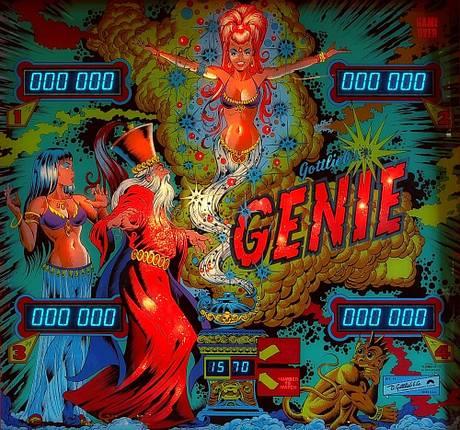 #6: Genie