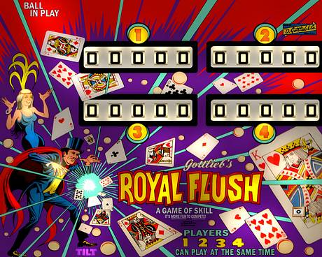 #171: Royal Flush