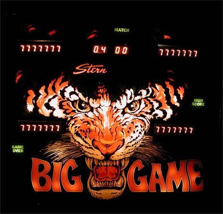 #1: Big Game