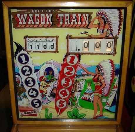 #286: Wagon Train