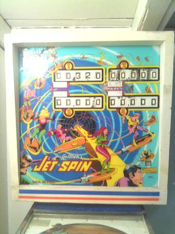 #16: Jet Spin