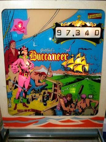 #11: Buccaneer
