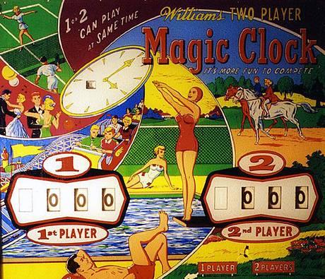 #51: Magic Clock