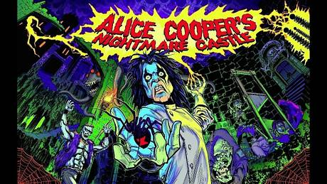 #11: Alice Cooper's Nightmare Castle