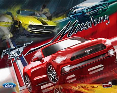 #71: Mustang (Pro)