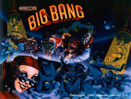 #71: Big Bang Bar